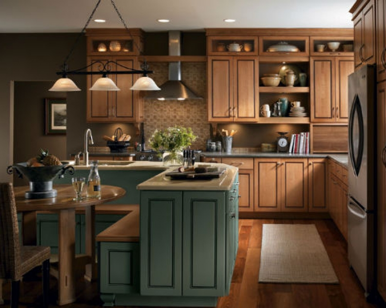 Ringing in the New Year with 2014 Kitchen Trends
